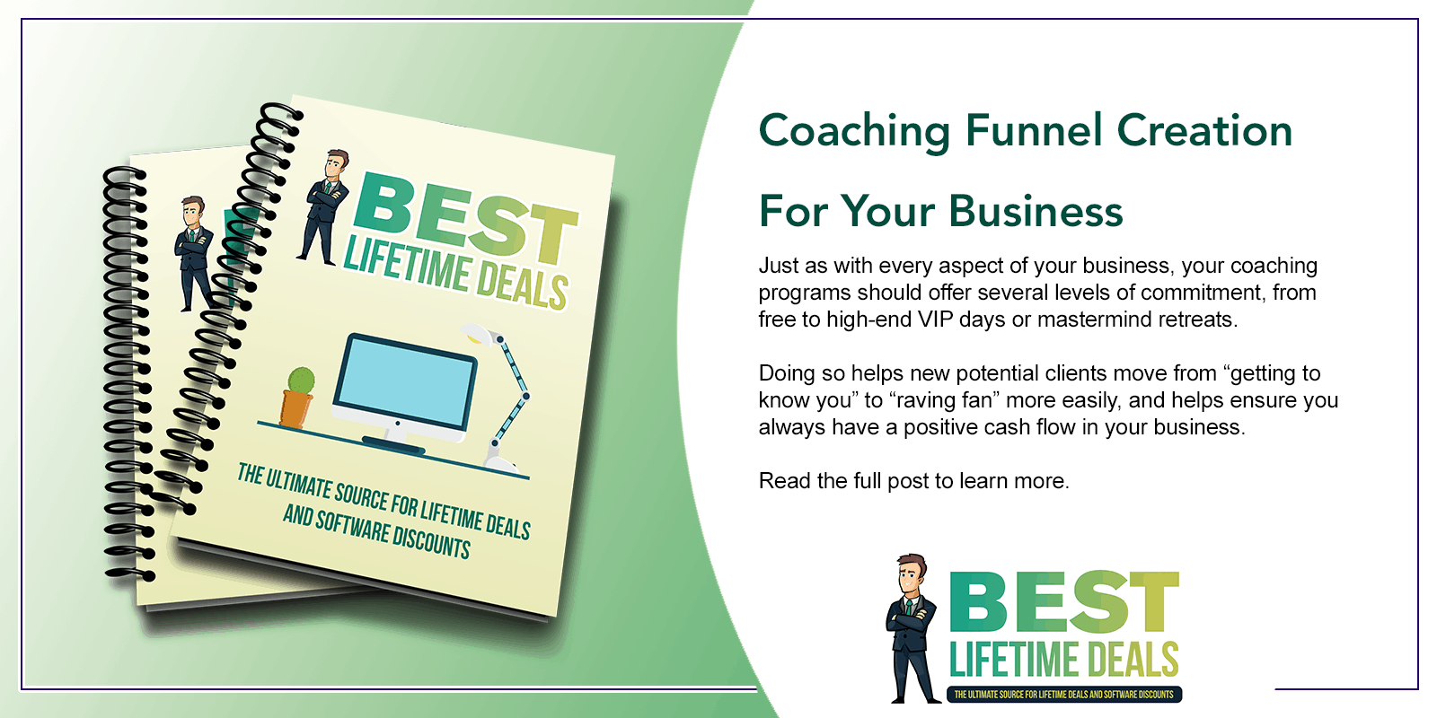 Coaching Funnel Creation For Your Business Featured Image
