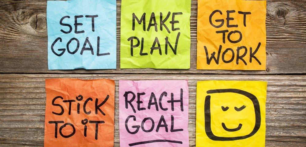 Setting Quarterly Goals