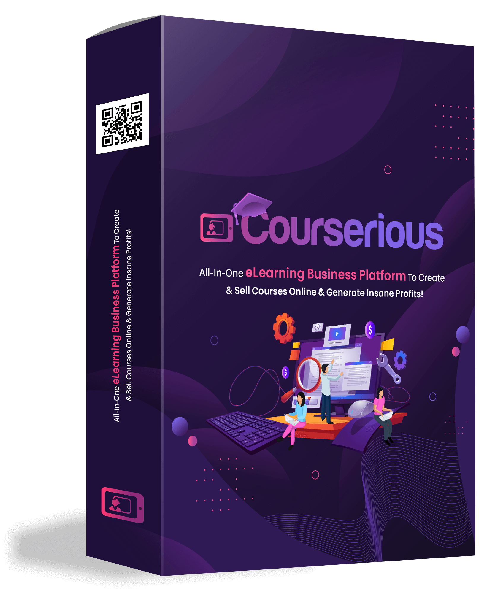 Courserious eLearning Business Course Creation 2