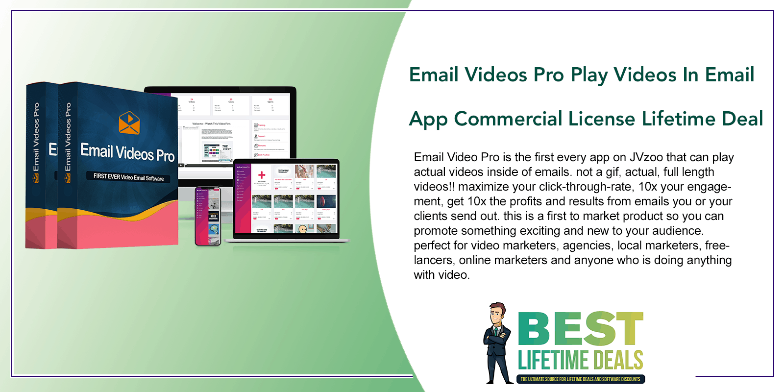 Email Videos Pro Play Videos In Email App Featured Image