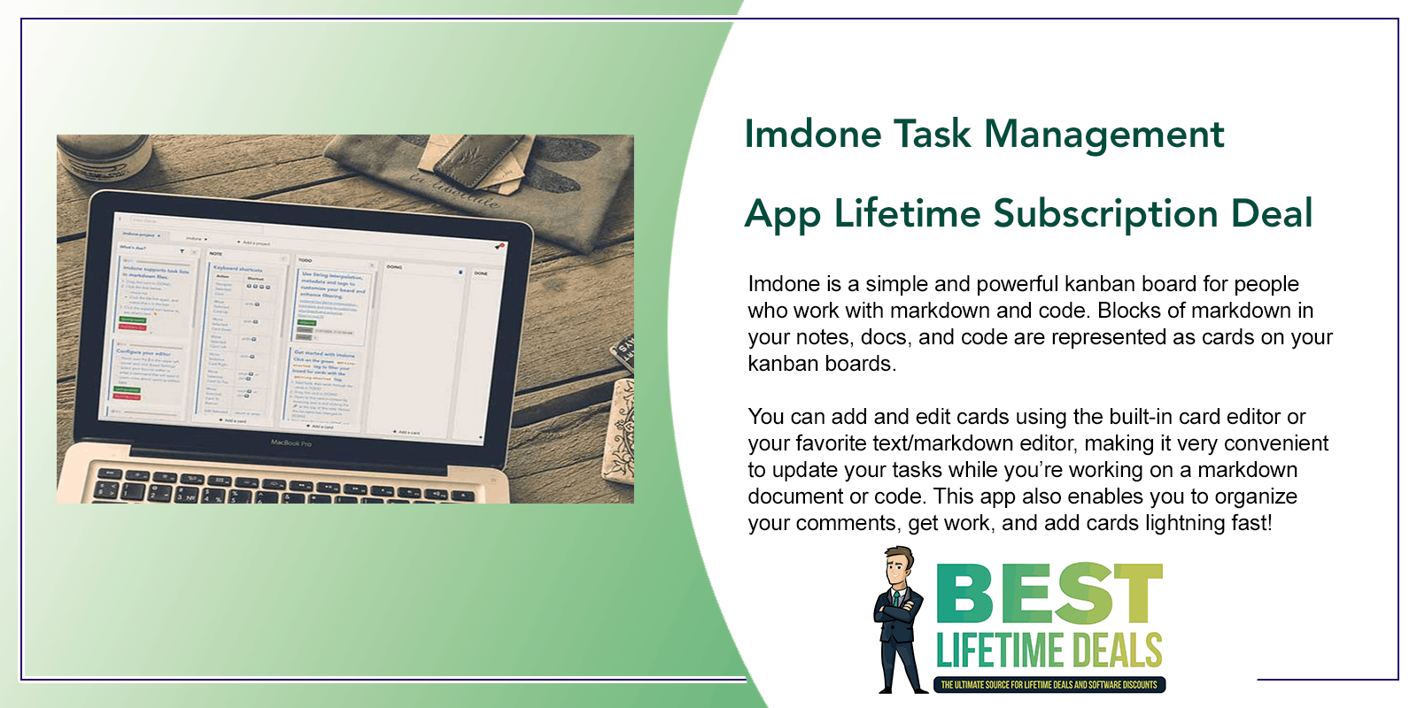 Imdone Task Management App Featured Image