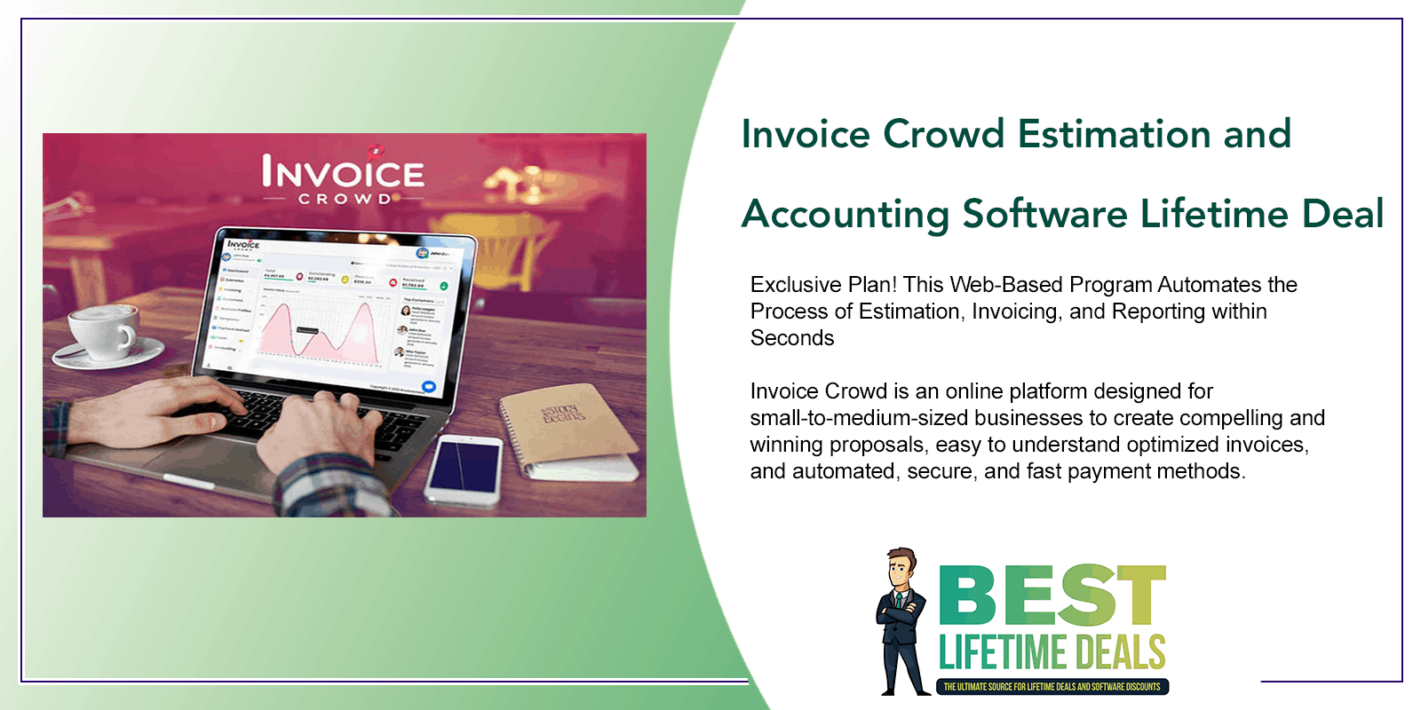 Invoice Crowd Estimation and Accounting Invoicing Software Featured Image