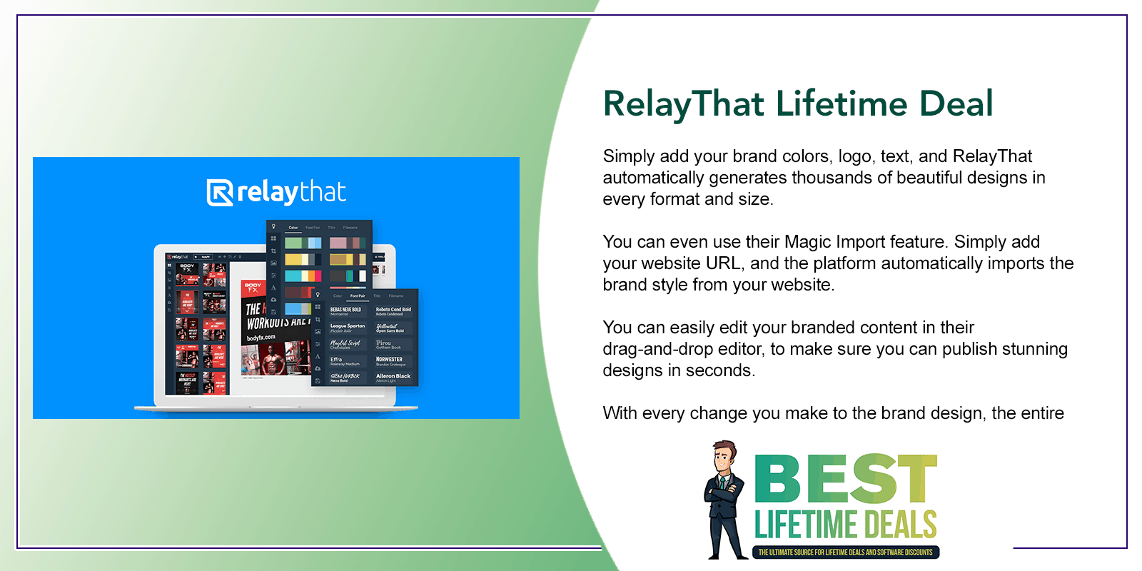 RelayThat Lifetime Deal Post Image