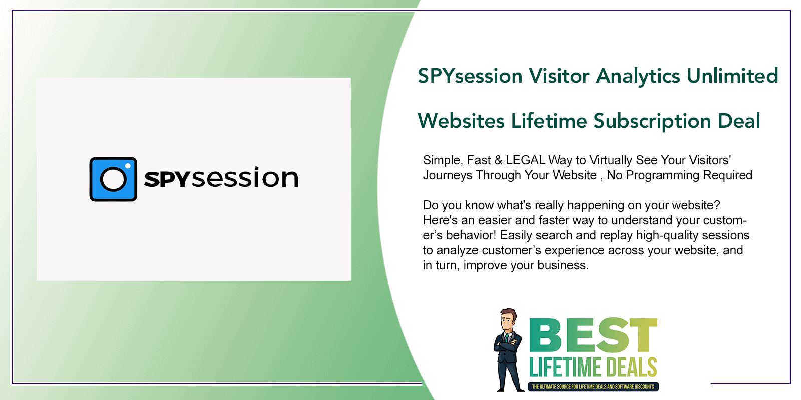 SPYsession Visitor Analytics Featured Image