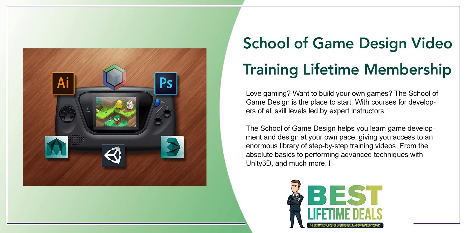 School of Game Design Video