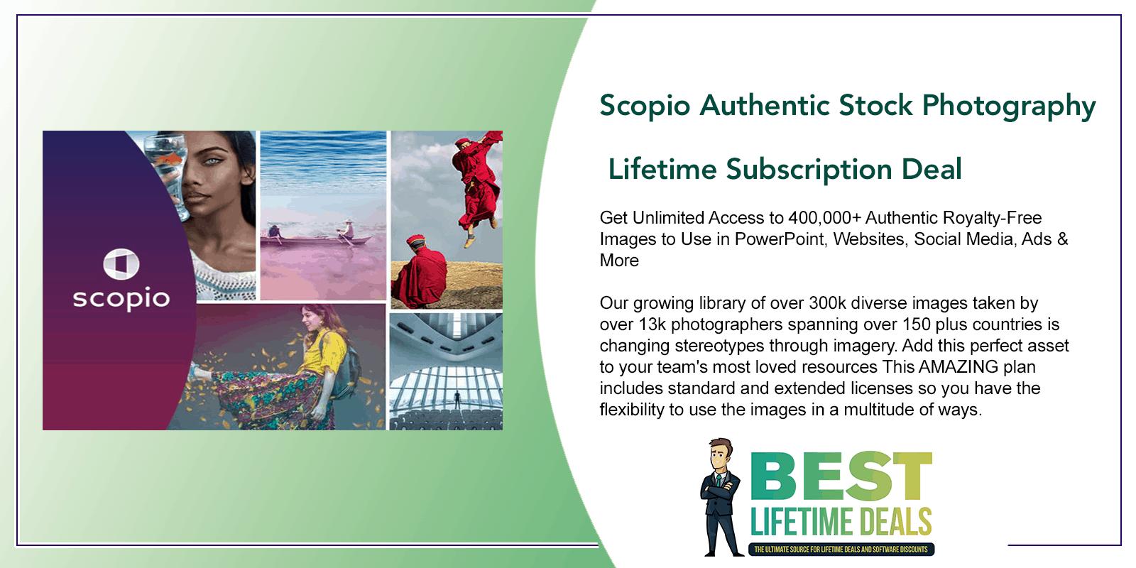Scopio Authentic Stock Photography Featured Image