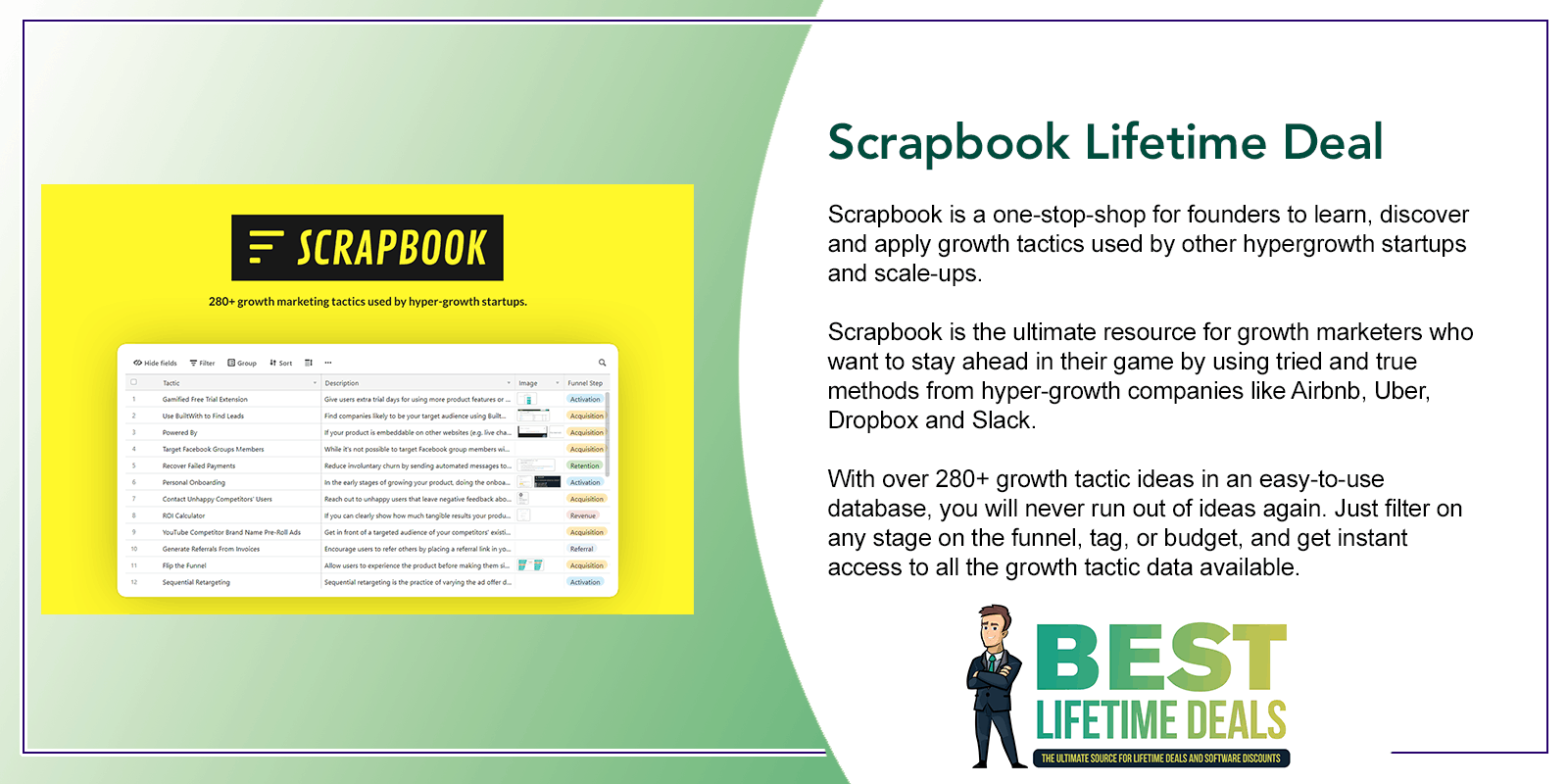 Scrapbook Lifetime Deal Post Image