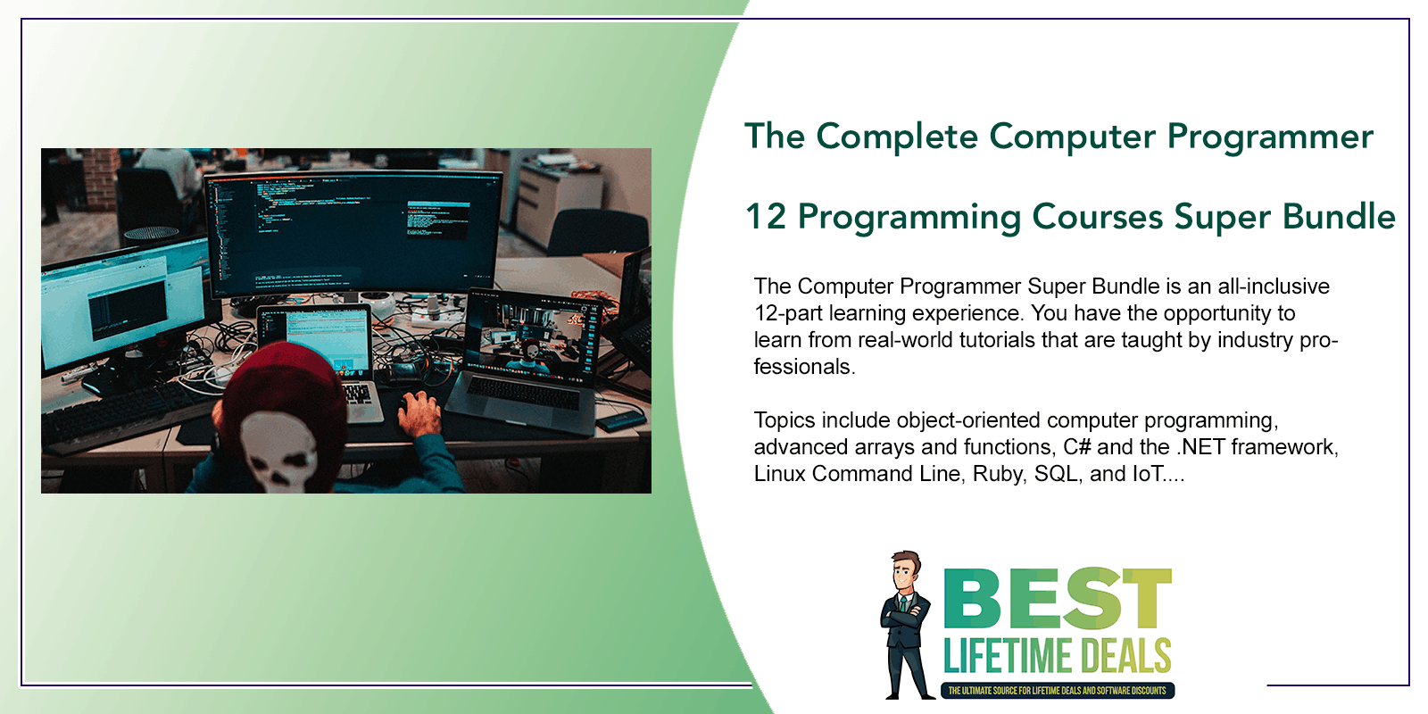 The Complete Computer Programmer Featured Image