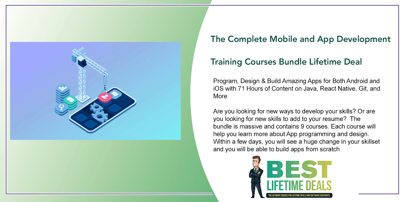 The Complete Mobile and App Development Training Featured Image
