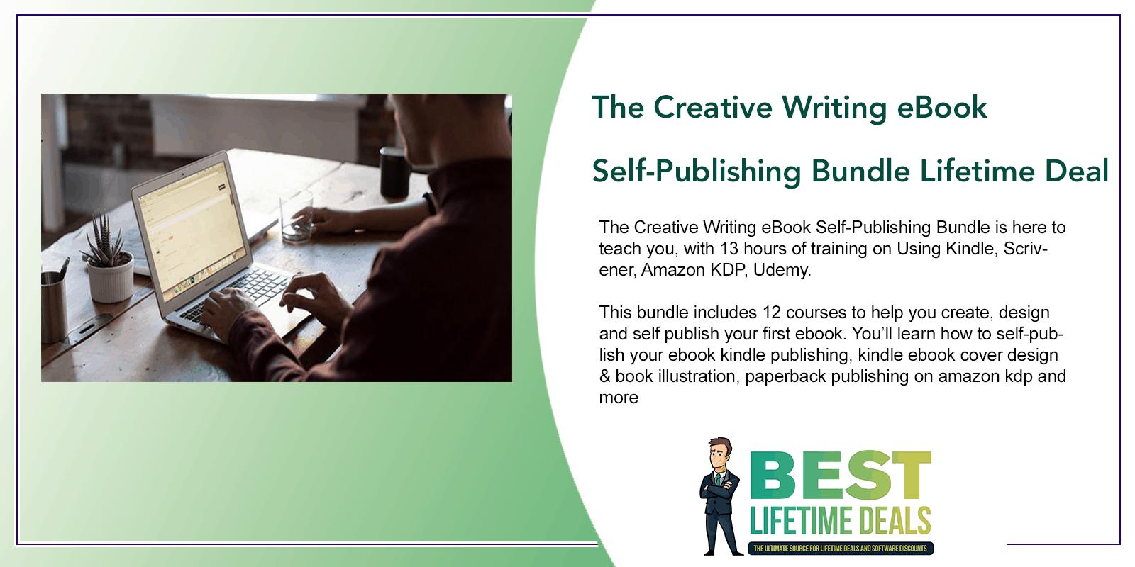The Creative Writing eBook Self Publishing Bundle Featured Image