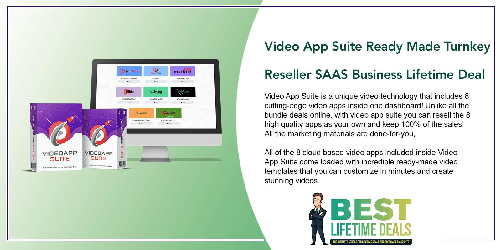 Video App Suite Featured Image