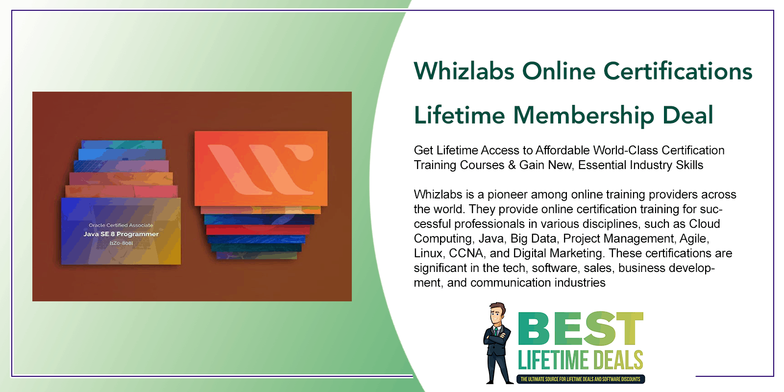 Whizlabs Online Certifications Featured Image