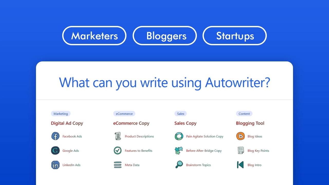 AutoWriter 2