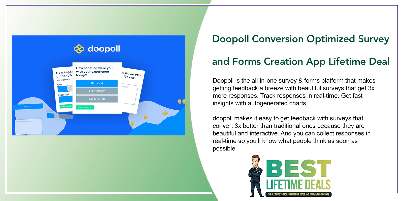 Doopoll Conversion Optimized Survey Featured Image