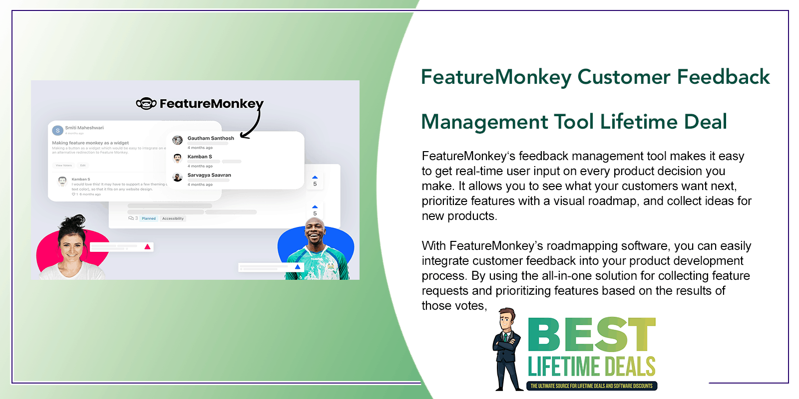FeatureMonkey Customer Feedback Management Tool Featured Image