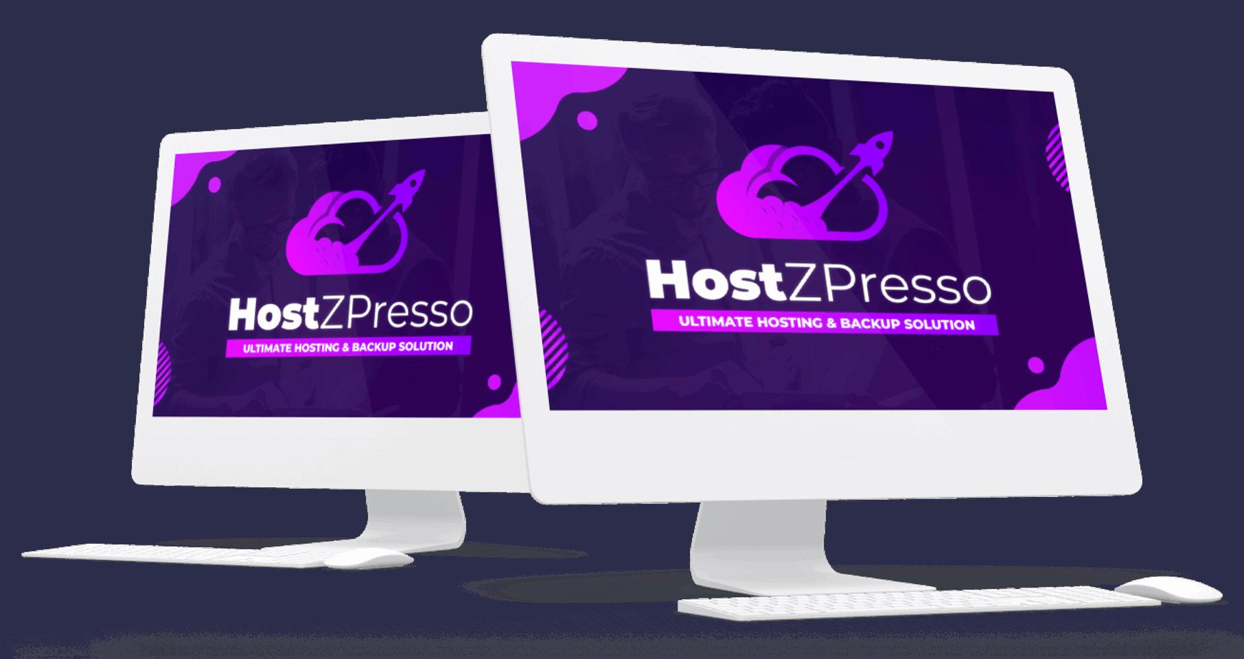 HostZPresso Unlimited Domains Lightning Fast Load Speeds Lifetime Web Hosting Deal
