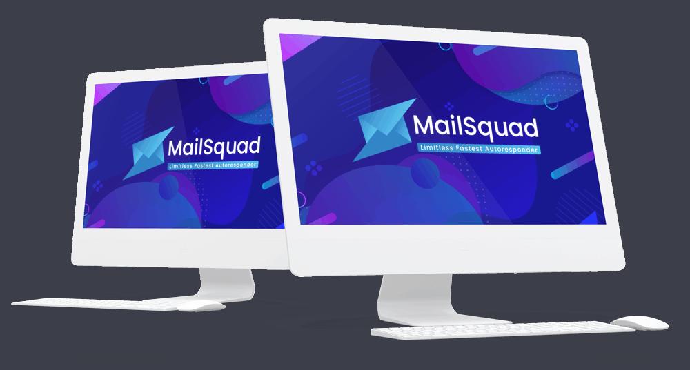 MailSquad Autoresponder Email Marketing Suite Unlimited Emails Lifetime Deal