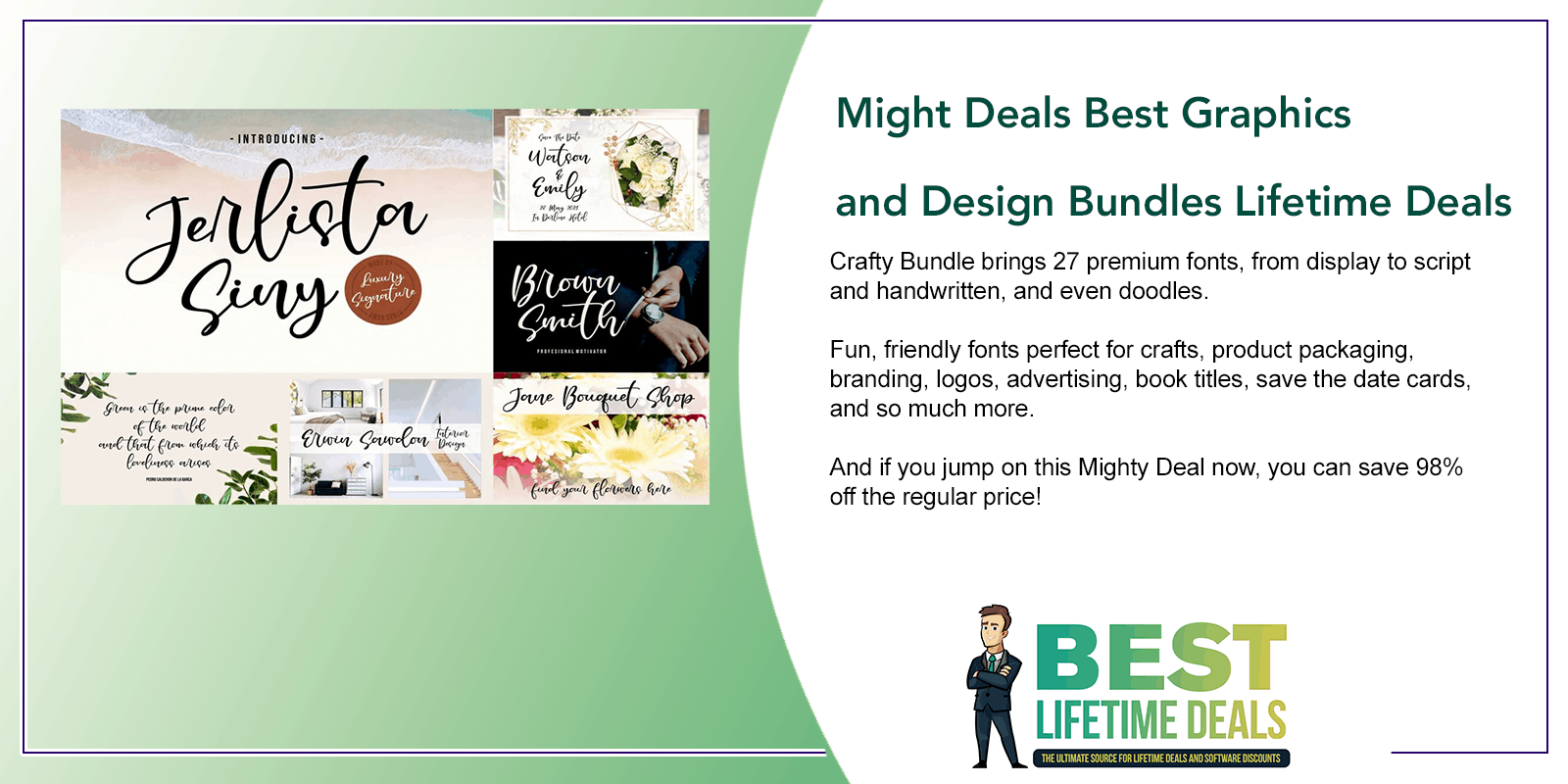 Might Deals Best Graphics and Design Bundles Featured Image