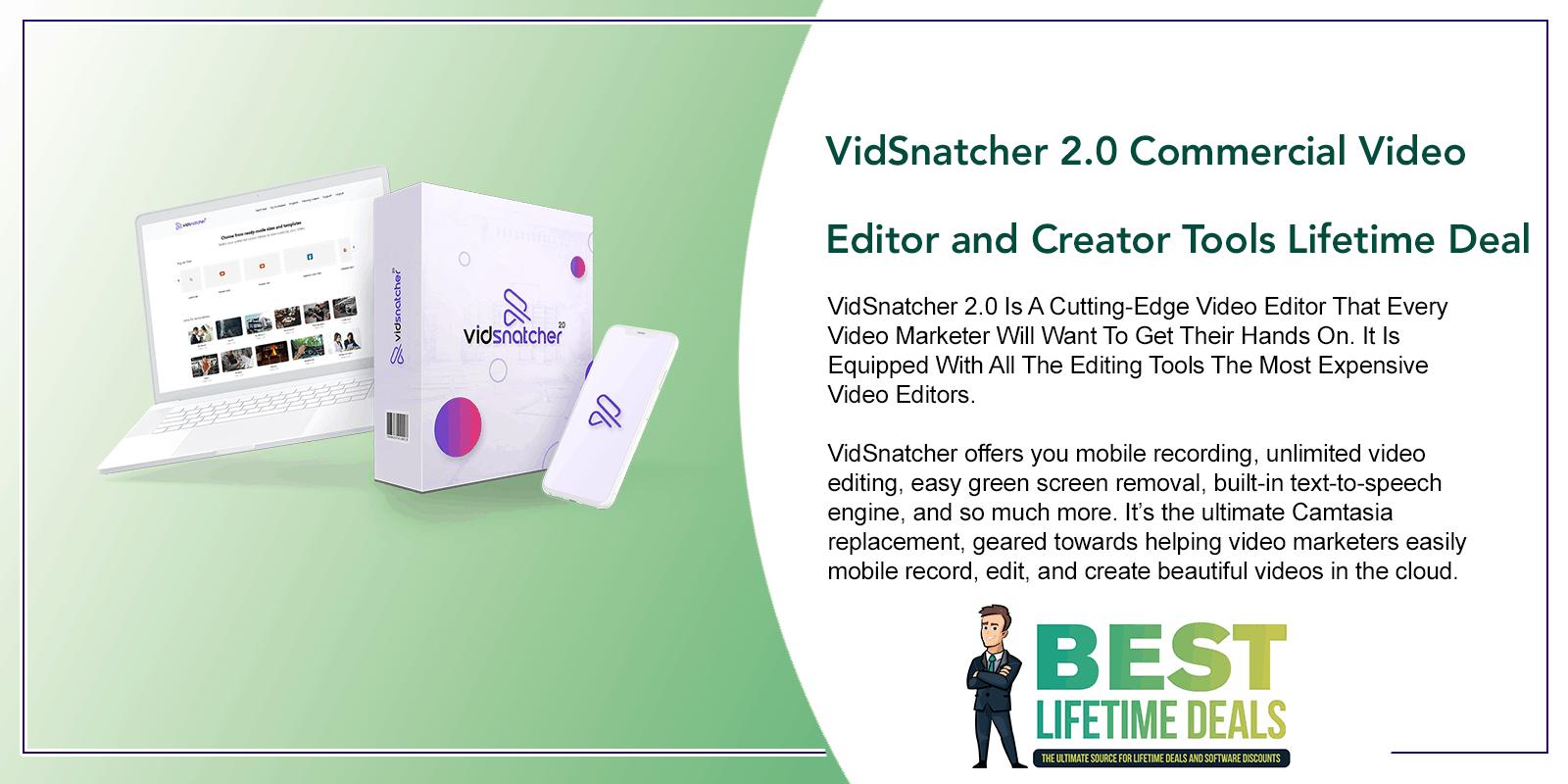 VidSnatcher 2.0 Featured Image
