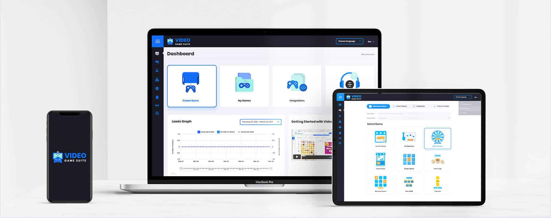 VideoGameSuite Enterprise Video Gamification Marketing Tool Lifetime Deal