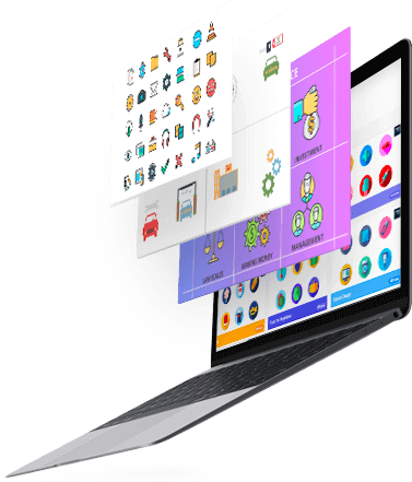 PrimeStocks 1200 Animated Icons