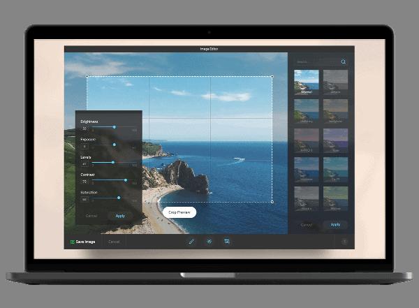 PrimeStocks Premium And Easy To Use Image Editor