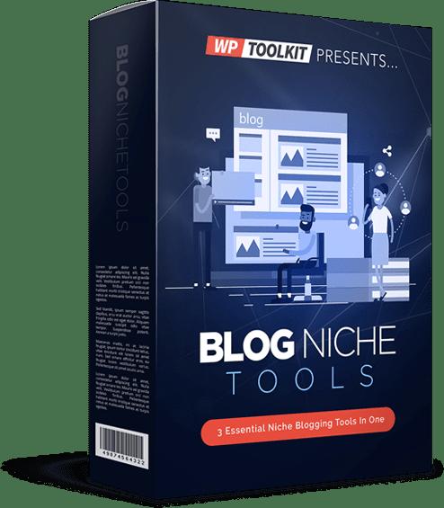 WP Toolkit 3 WordPress Blogging Niche Tools